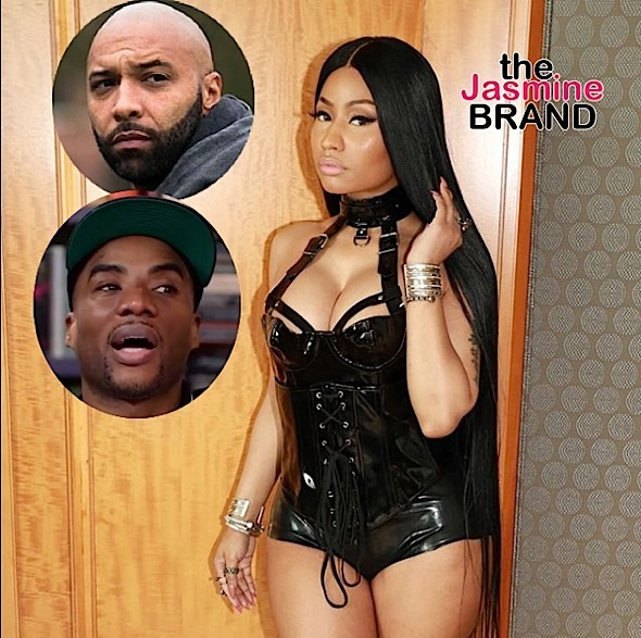Nicki Minaj Had A Trash Year, Says Joe Budden & Charlamagne [VIDEO]