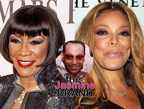 Wendy Williams: Patti LaBelle Is WRONG For Telling The World Luther Vandross Was Gay!