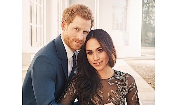 Prince Harry & Meghan Markle TV Movie Underway