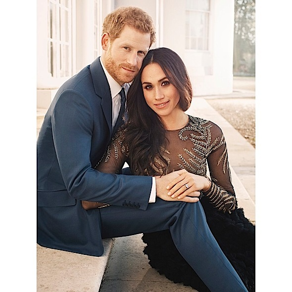Netflix Wants To Work With Prince Harry & Meghan Markle