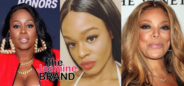 Azealia Banks Depressed Over Wendy Williams, Threatens to Sue Remy Ma