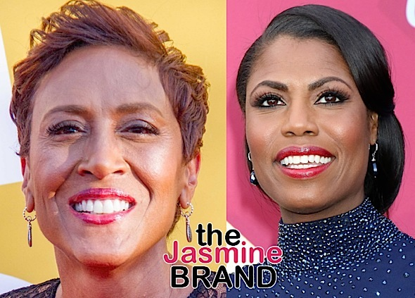 Robin Roberts to Omarosa: Bye, Felicia! [VIDEO]