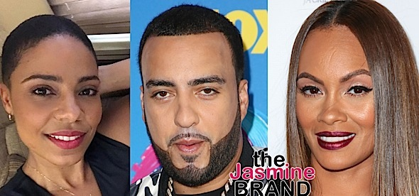 French Montana Has Date Night w/ Sanaa Lathan, Despite Evelyn Lozada Rumors