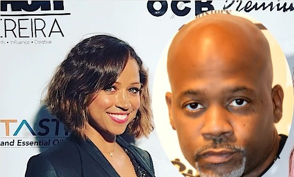 Stacey Dash Calls Out Damon Dash – He's Using Our Family Relationship To Promote His Movie!