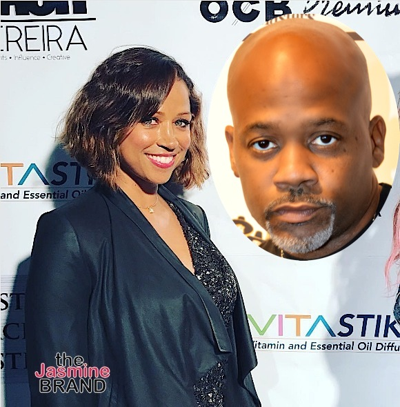 Stacey Dash Calls Out Damon Dash - He's Using Our Family Relationship To Promote His Movie!