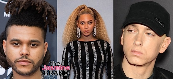 Coachella Line Up Announced: Beyonce, Eminem, The Weeknd To Headline + SZA, Cardi B, Migos, French Montana