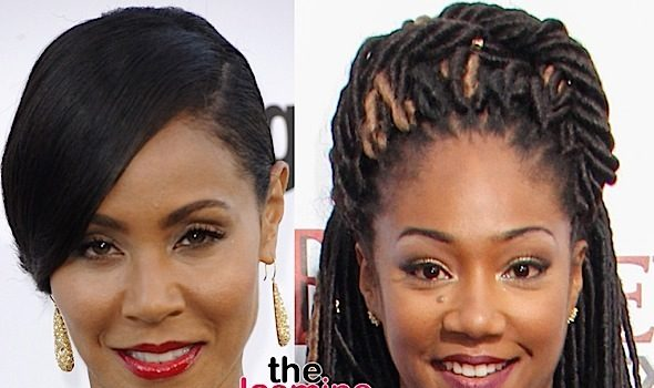 Jada Pinkett-Smith Pissed Tiffany Haddish Snubbed by Golden Globes