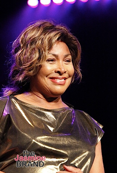 Tina Turner's Husband Gave Her A Kidney