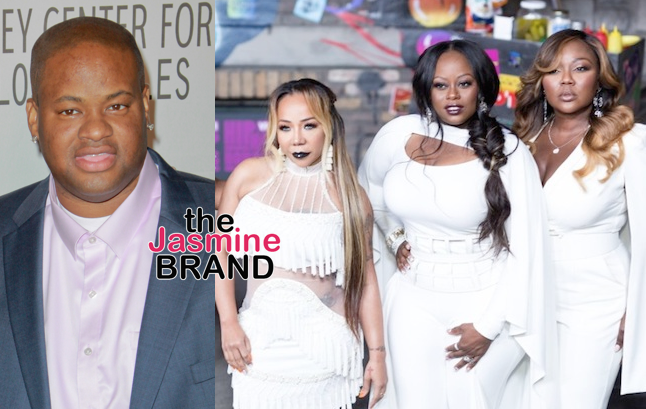 Xscape Hires Tamar Braxton's Estranged Husband Vincent Herbert