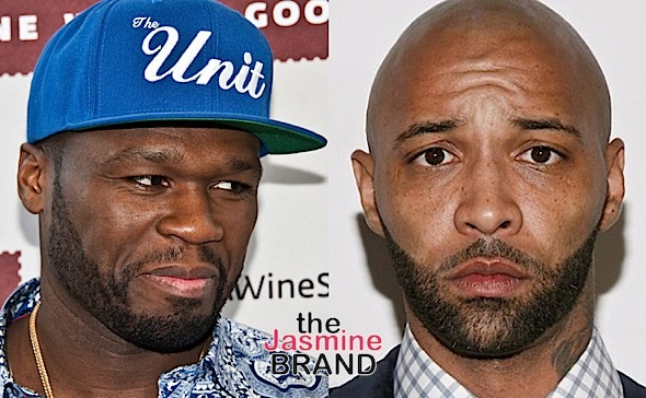 50 Cent To Joe Budden: I Will Whoop Your A$$!