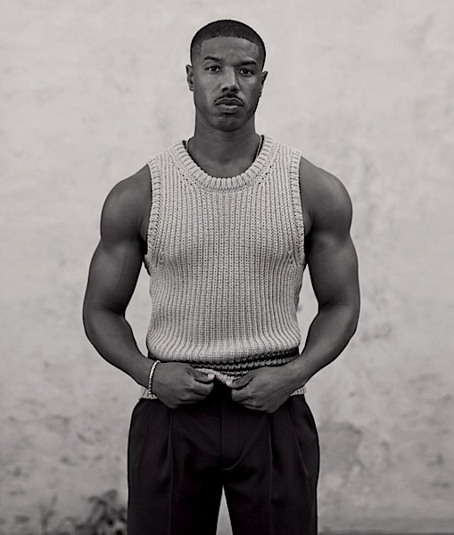 Michael B. Jordan Rocks Boss, Bottega Veneta & Gucci In New Shoot + 'Farenheit 451' Trailer