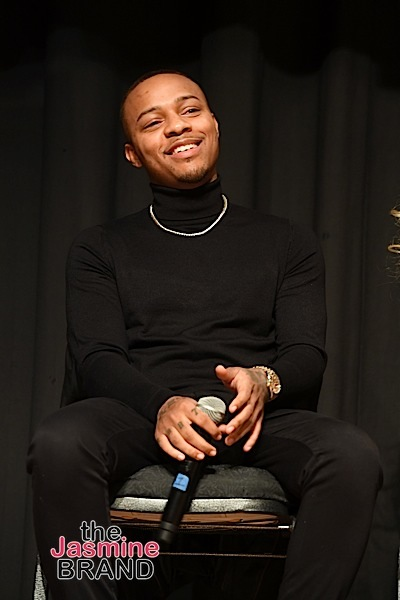 Bow Wow Offers $10K Reward For Stolen Motorcycle