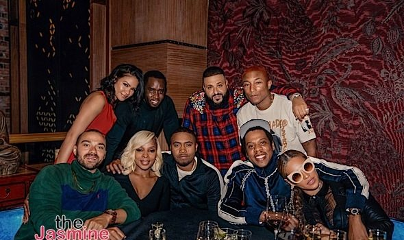 Quincy Brings Dad Al B. Sure To Set, Angela Bassett's Ageless Glow, Kanye Kicks It In Berlin + Mary J. Blige, Jamie Foxx, Beyonce