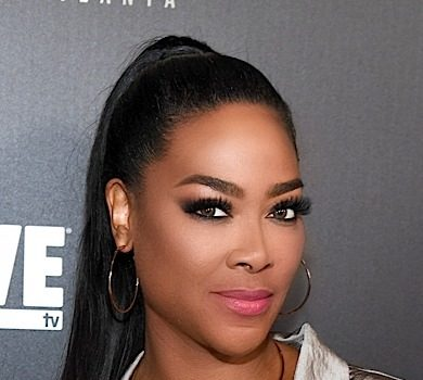 Kenya Moore Announces Pregnancy