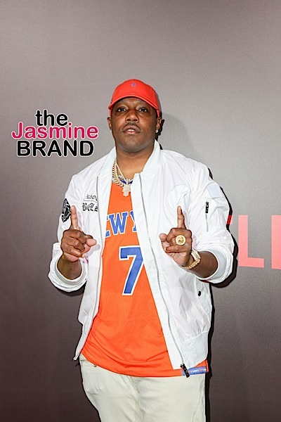 EXCLUSIVE: Rapper Mase Hit w/ 2 Liens Over Tax Debt