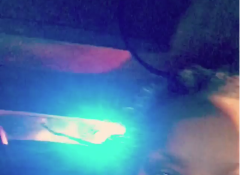 Erykah Badu Pulled Over By Police [VIDEO]