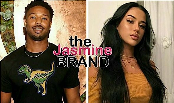 Michael B. Jordan Rumored Girlfriend Ashlyn Castro Revealed [Photos]