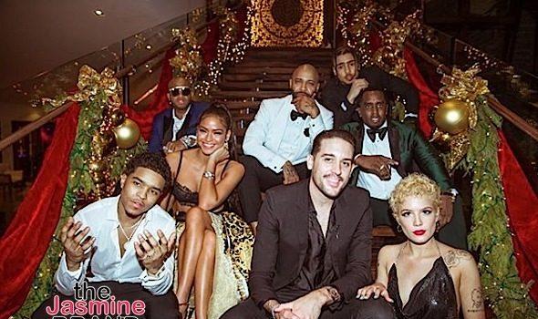 Diddy Hosts NYE Bash: DJ Khaled, Trey Songz, NeNe Leakes, Wiz Khalifa, Al Sharpton Attend