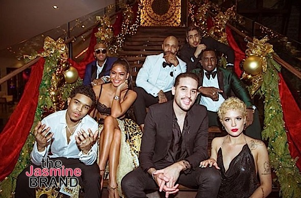 Diddy Hosts NYE Bash: DJ Khaled, Trey Songz, NeNe Leakes, Wiz Khalifa, Al Sharpton Attend