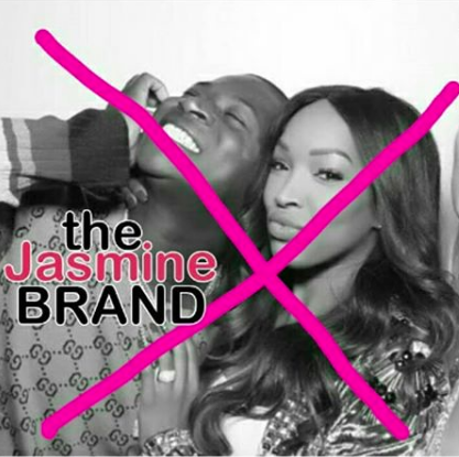 "Malika Haqq Says She's ""Single,"" Confirming Split W/ O.T. Genasis"