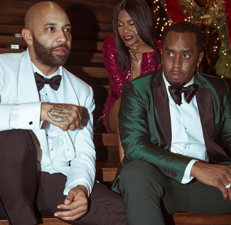 Joe Budden Snags New Deal w/ Diddy After Being Fired – I'm NOT Getting Paid $5 Mill