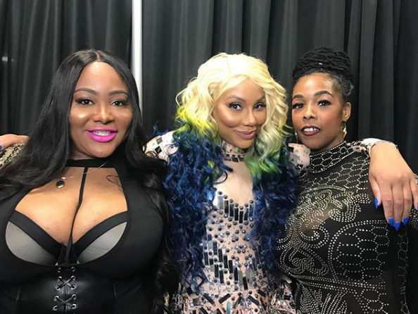 Xscape Tries To Remove Rapper Khia & TS Madison From Concert