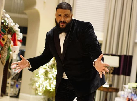 DJ Khaled Is A Weight Watchers Social Media Ambassador