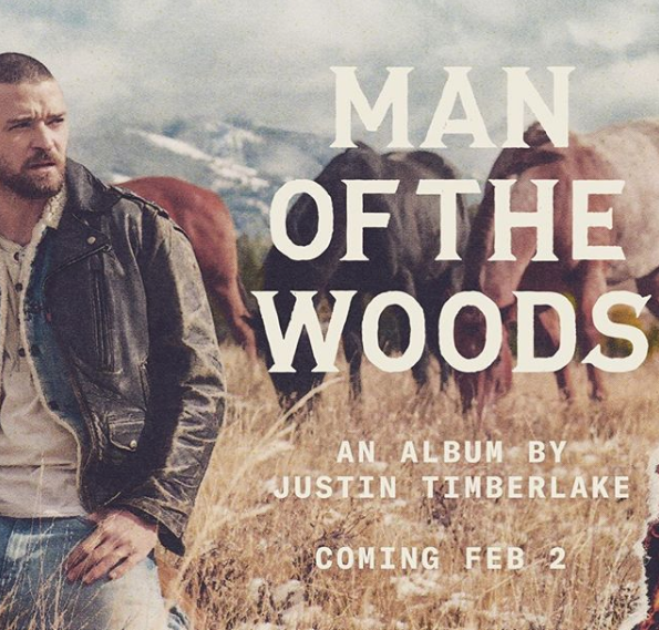 Justin Timberlake Announces New Album, Man of the Woods