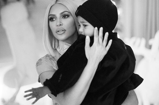 Kim Kardashian Writes Emotional Post About Son's Hospitalization: Pneumonia is so scary!