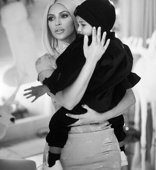 Kim Kardashian Writes Emotional Post About Son's Hospitalization: Pneumonia is so scary!