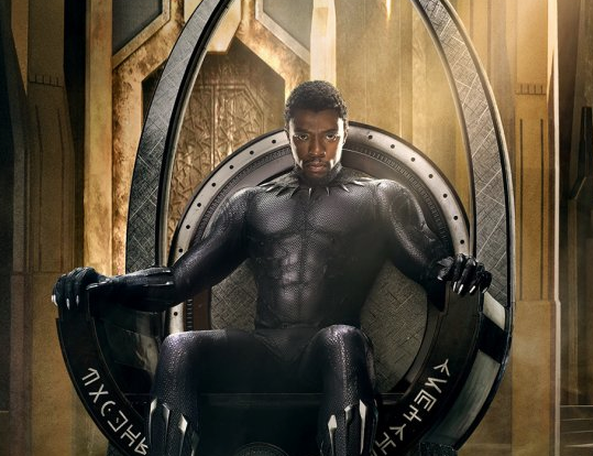 "New ""Black Panther"" Trailer Released"