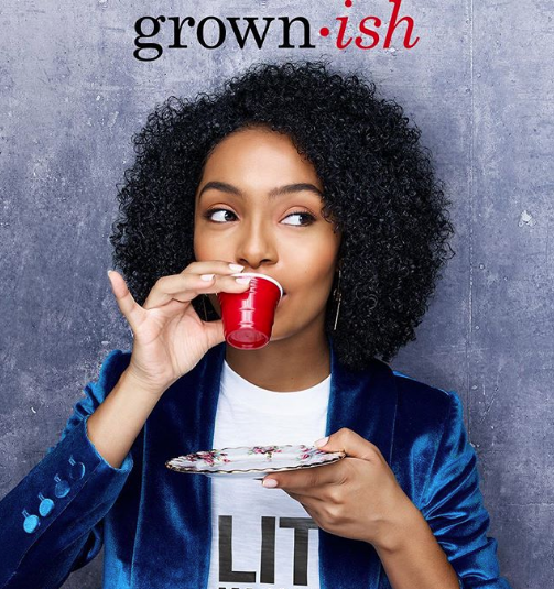 "Yara Shahidi's ""Grown-ish"" Premiere A Ratings Winner"