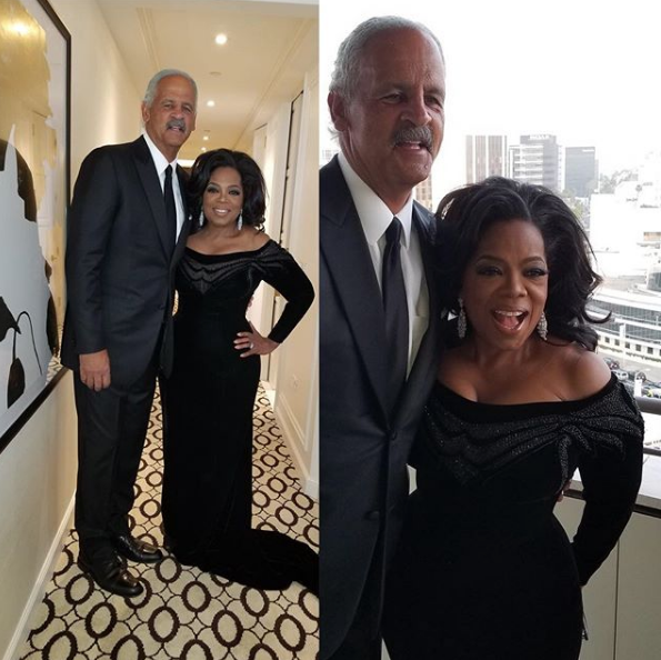 Stedman Graham Backpeddles On Oprah Running For President