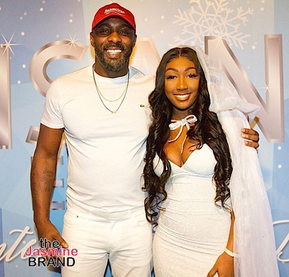 Idris Elba's Daughter Has Sweet 16th Bash!