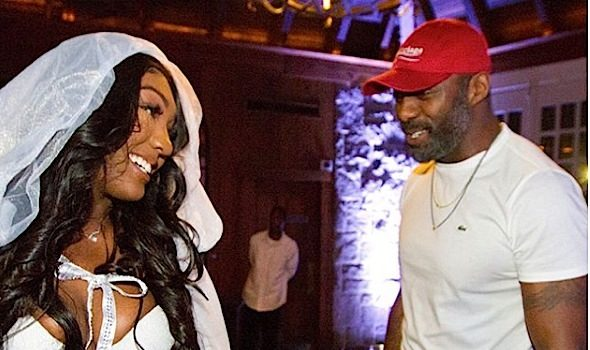 Idris Elba's Daughter Has Sweet 16th Bash! [Photos]