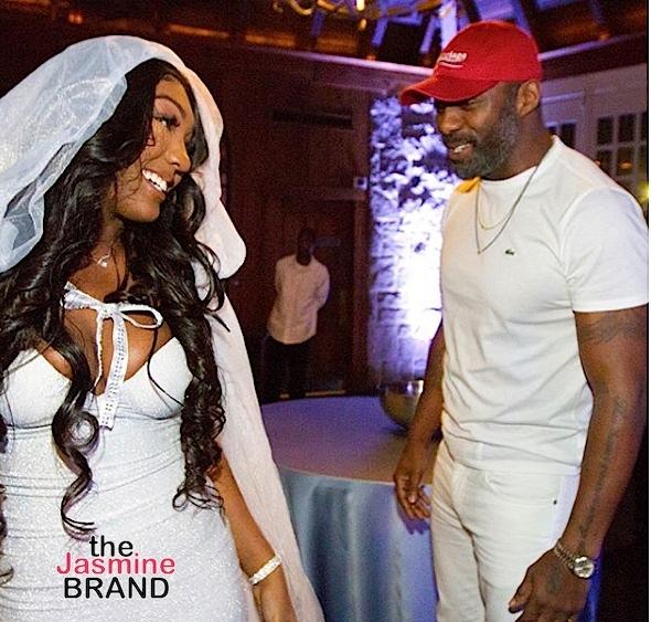 Idris Elba's Daughter Has Sweet 16th Bash! [Photos]
