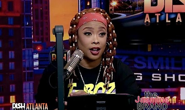 EXCLUSIVE: Da Brat – Woman Who Rapper Hit In Head w/ Liquor Bottle, Wants Radio Paycheck Garnished To Pay Multi Mill Judgement