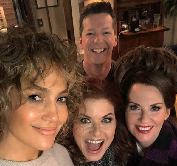 "Jennifer Lopez To Guest Star On ""Will & Grace"""