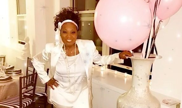 Star Jones Bridal Shower, Vanessa Williams Serenades Future Bride [Photos]