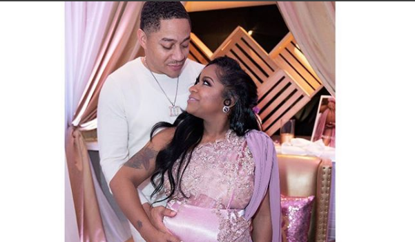 Toya Wright Welcomes Baby Girl Reign Beaux [Photo]