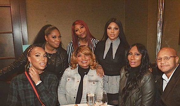 Remy Ma Teases New Single Cover + Braxton Sisters Celebrate Evelyn Braxton's Birthday