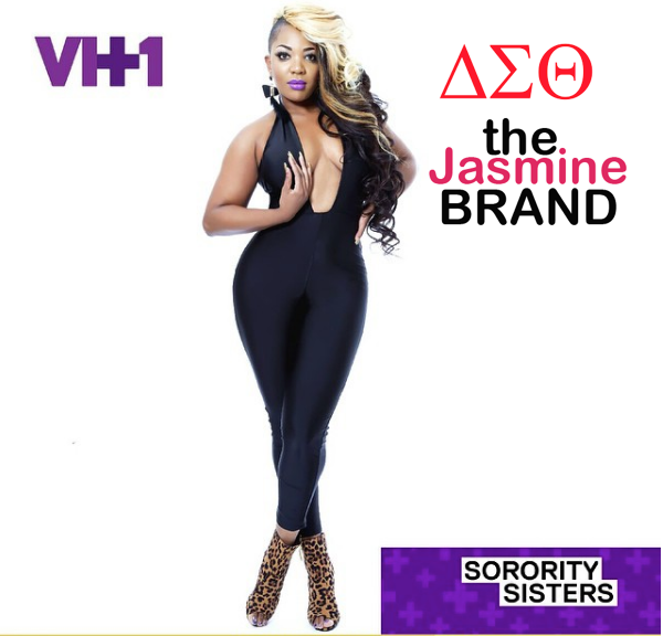 VH1 Reality Star Suing Delta Sigma Theta