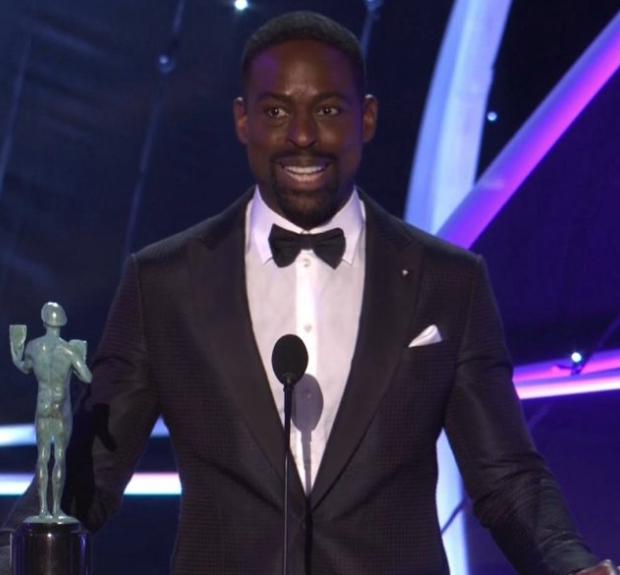 Sterling K. Brown Makes SAG Awards History + Complete Winner List