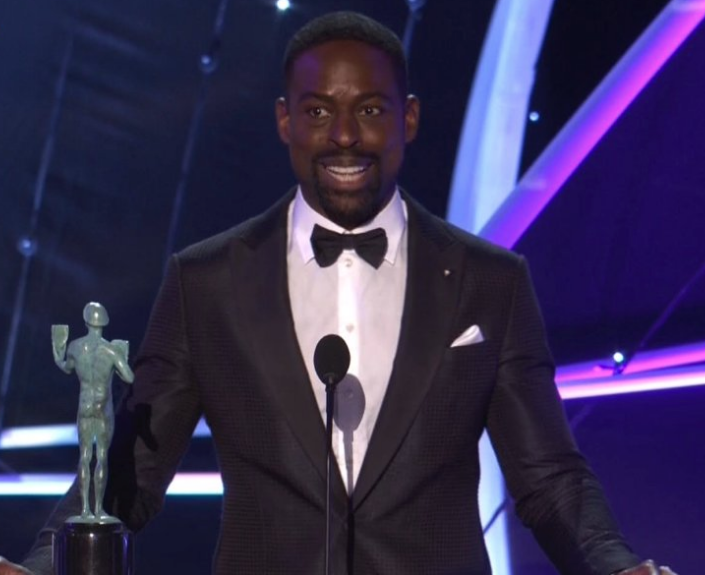 Sterling K. Brown Makes SAG Awards History + Complete Winner List