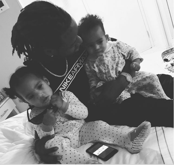 Fetty Wap: My 7th Kid Is On The Way & I'm Rich