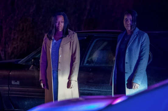 """Seven Seconds"" Starring Regina King [TRAILER]"