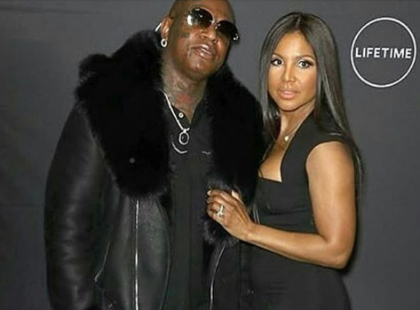 Toni Braxton Hits Red Carpet w/ Rumored Husband Birdman & Massive Ring