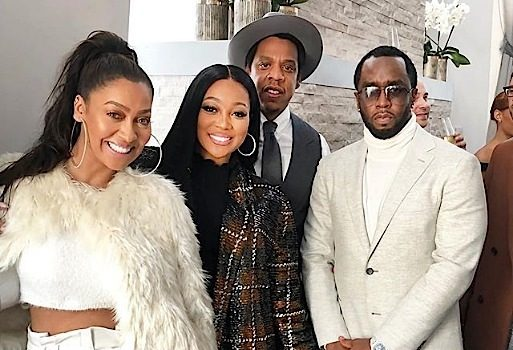 Jay Z's Roc Nation Brunch: Beyonce, Mariah Carey, DJ Khaled, Remy Ma, Big Sean, Monica, Omari Hardwick