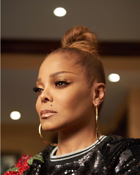 Janet Jackson Wears Phillip Plein & Christian Loubotin [Celebrity Fashion]