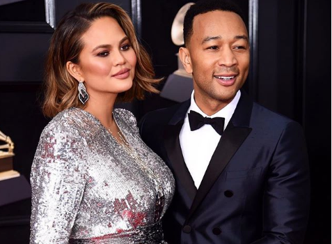 Chrissy Teigen Reveals Baby's Gender